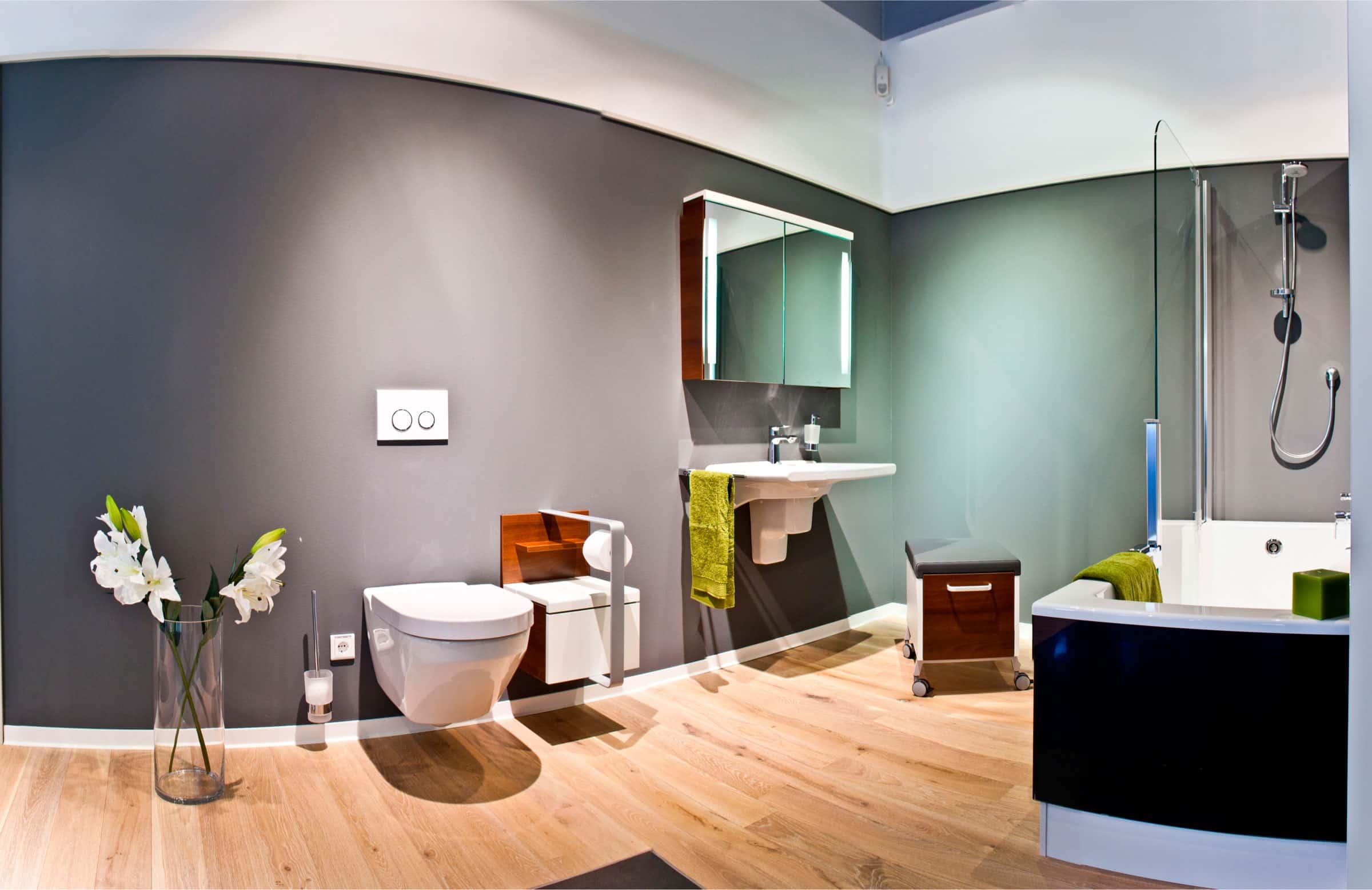 Was Kostet Ein Badezimmer Neubau, was darf eine badsanierung kosten? fragen sie unseren badrechner!, Design ideen