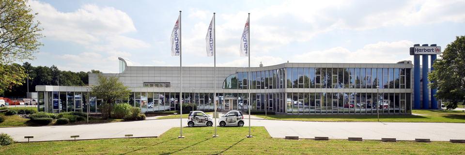 Die Betriebe der Herbert Gruppe sind im Rhein/Main/Neckar Gebiet zu finden.