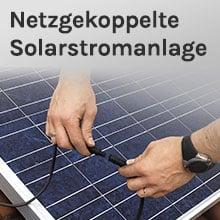 Photovoltaikanlage bedeutet, dass Sie die Sonne anzuzapfen