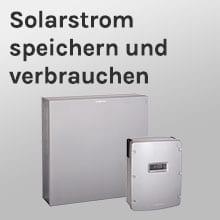 Batteriespeicher machen eine Photovoltaikanlage schnell rentabel.