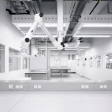 Laborgebäude mit innovativer Gebäudetechnik | Herbert Gruppe
