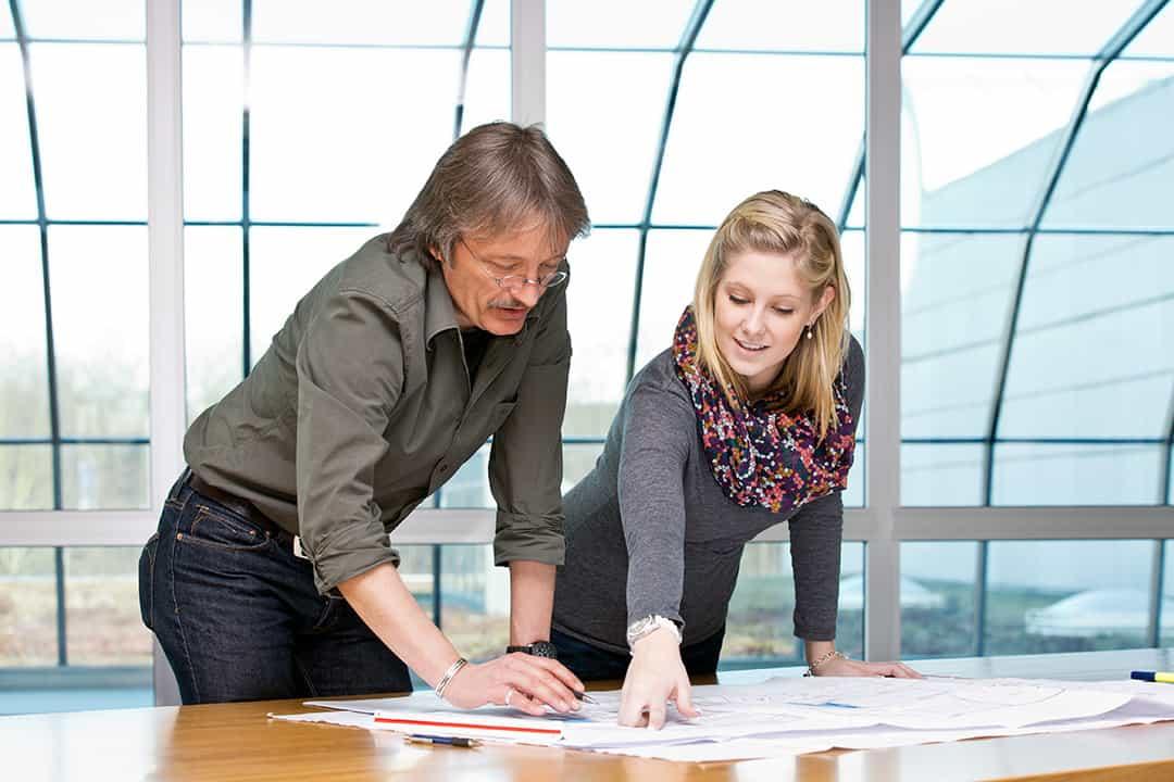 Ausbildung als Technischer Systemplaner